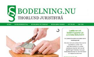 Gratis information om bodelning samt möjlighet att ladda ner ett bodelningsavtal½